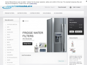 samsung side by side fridge filter in good price